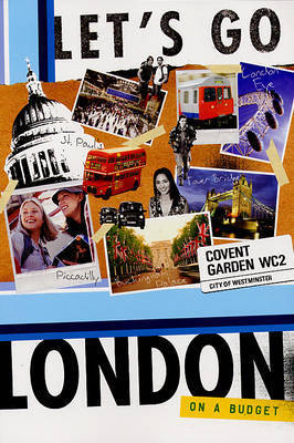 Let's Go London by Let's Go Inc