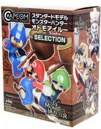 Capcom Figure Builder - Monster Hunter Otomo Airou Selection (Blind Box)