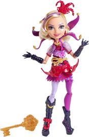 Ever After High: Way Too Wonderland - Courtly Jester Doll