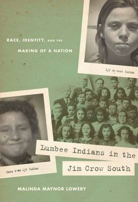 Lumbee Indians in the Jim Crow South by Malinda Maynor Lowery image