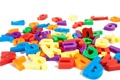 Miniland Magnetic Lower Case Letters, (62 pcs)