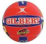 Gilbert ANZ Magic Supporter Netball (Size 5)