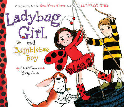 Ladybug Girl and Bumblebee Boy by Jacky Davis image