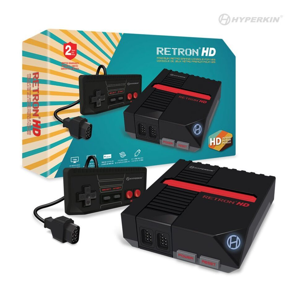 Hyperkin Retron 1 HD Gaming Console - Black for  image