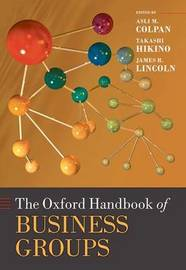 The Oxford Handbook of Business Groups image