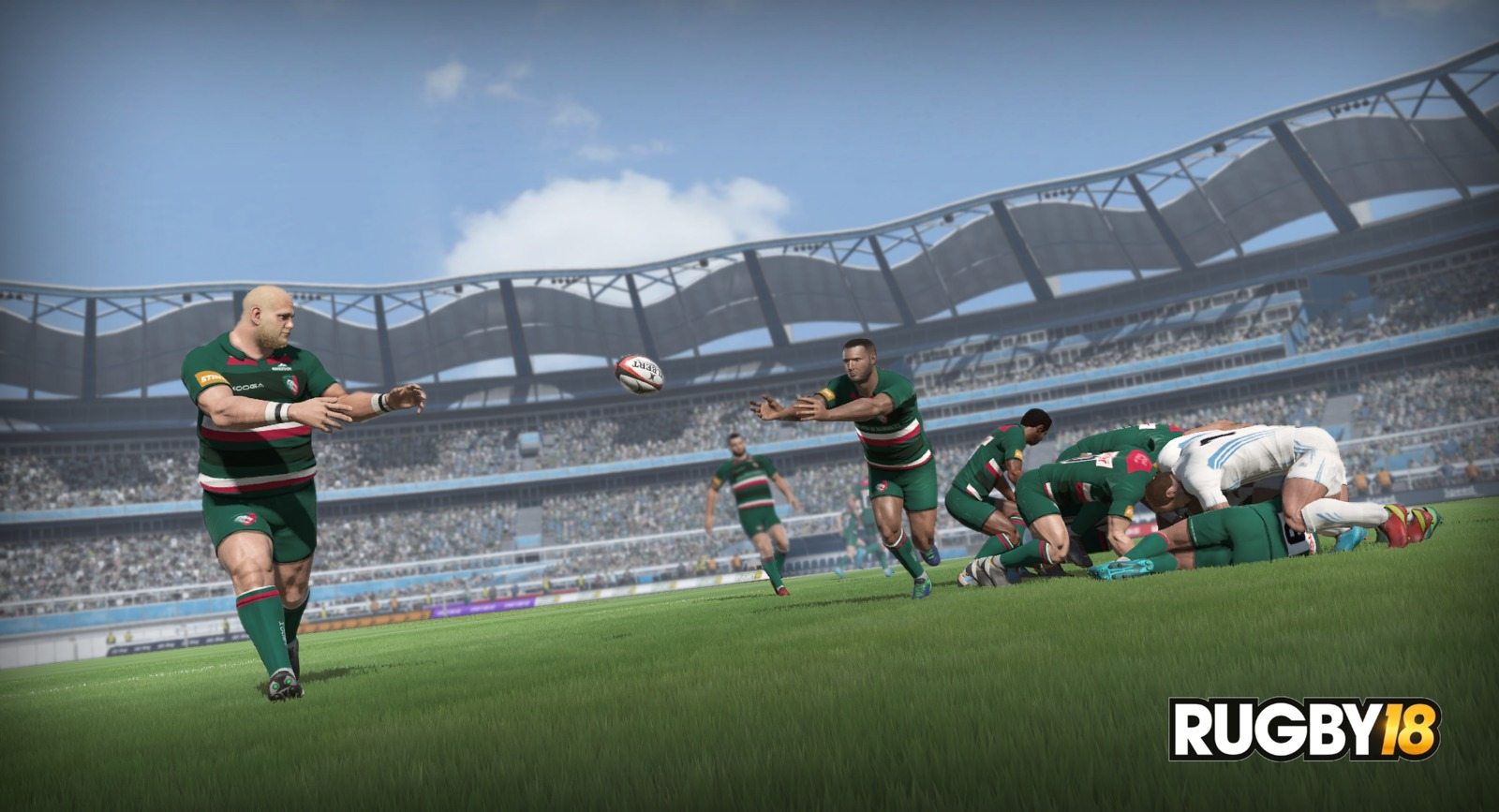 Rugby 18 for PC image