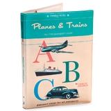 Monkey Business: A Novel Passport Cover (Planes & Trains)