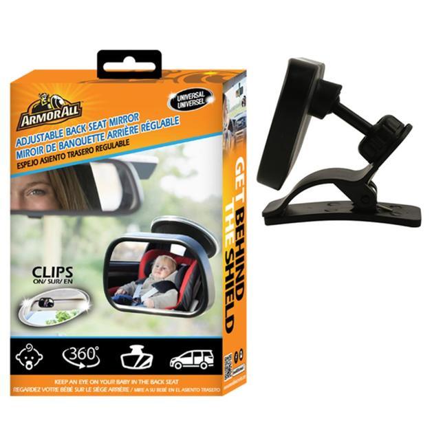 Armor All: Adjustable Back Seat Mirror