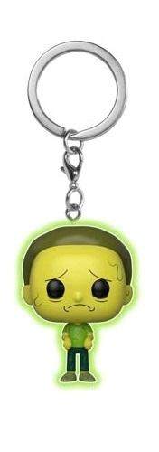 Rick & Morty - Toxic Morty - Pocket Pop! Keychain