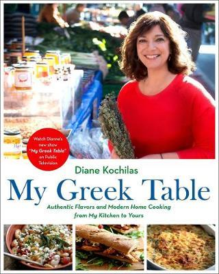 My Greek Table by Diane Kochilas image
