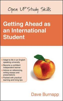 Getting Ahead as an International Student by Dave Burnapp