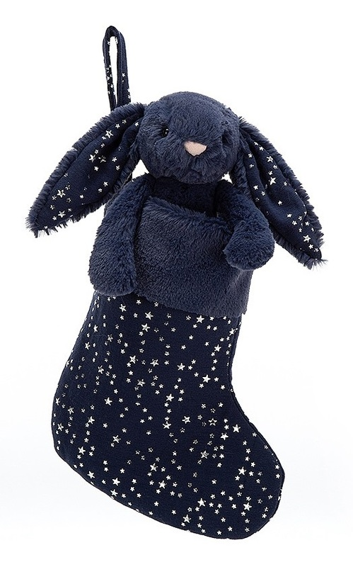 Jellycat: Bashful Stardust Bunny - Stocking Plush