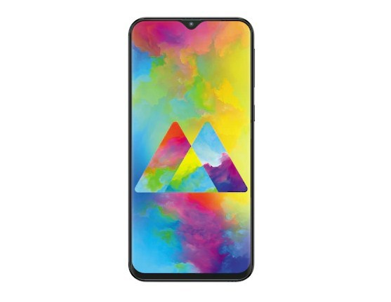 Samsung: Galaxy M20 32GB (3GB RAM) - Charcoal Black