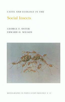 Caste and Ecology in the Social Insects. (MPB-12), Volume 12 by George F. Oster