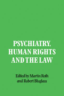 Psychiatry, Human Rights and the Law image