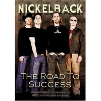 Nickelback - The Road To Success on DVD image