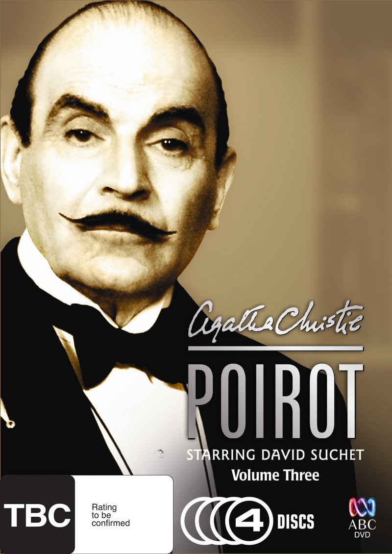agatha christie poirot  Agatha Christie's Poirot - Vol. 3 | DVD | Buy Now | at Mighty Ape NZ