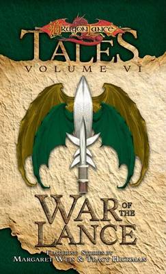 War of the Lance by Margaret Weis image