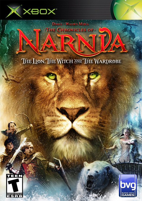 The Chronicles of Narnia: The Lion, The Witch and The Wardrobe for Xbox image
