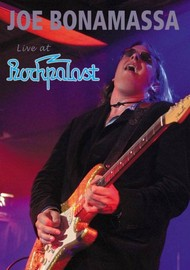 Joe Bonamassa - Live At Rockpalast on DVD