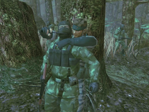 Metal Gear Solid 3: Snake Eater for PS2 image