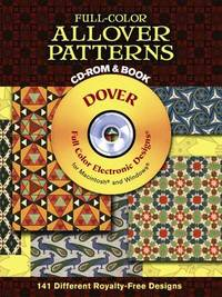 Allover Patterns by Dover Publications Inc image