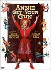Annie Get Your Gun on DVD