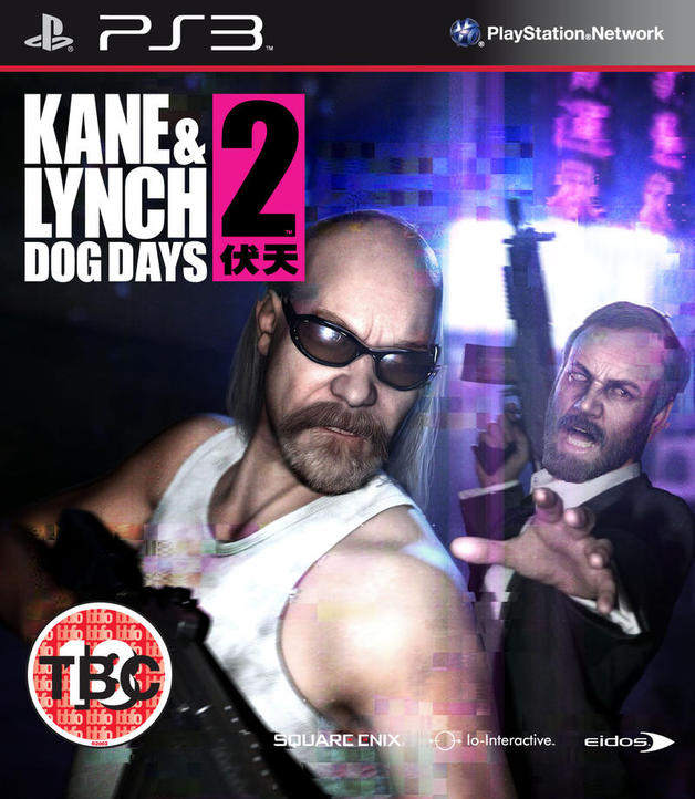 Kane & Lynch 2: Dog Days for PS3