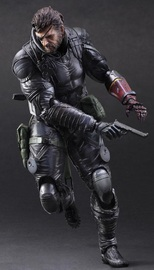 Metal Gear Solid V Play Arts Kai: Venom Snake Sneaking Suit Ver Action Figure