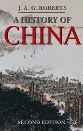 A History of China by J.A.G. Roberts image