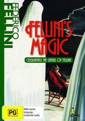 Fellini's Magic on DVD