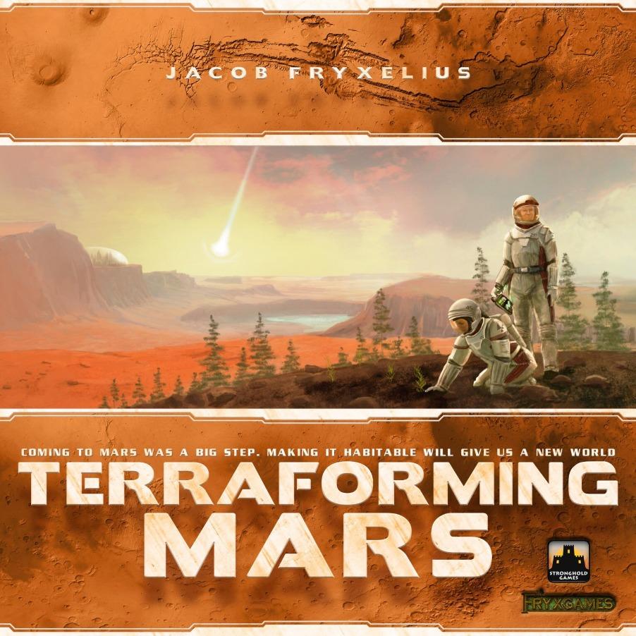 Terraforming Mars - Board Game image