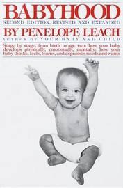 Babyhood by Penelope Leach