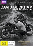 David Beckham: Into the Unknown on DVD