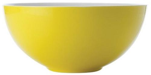 Maxwell & Williams - Colour Basics Salad Bowl (Yellow) image