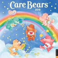 Care Bears 2018 Wall Calendar by American Greetings image