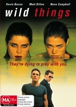 Wild Things on DVD