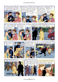 The Red Sea Sharks (The Adventures of Tintin #19) by Herge image