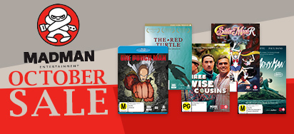 Madman October Specials - Up to 40% off!