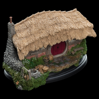 Lord of the Rings: Farmer Maggot's Hobbit Hole - by Weta image