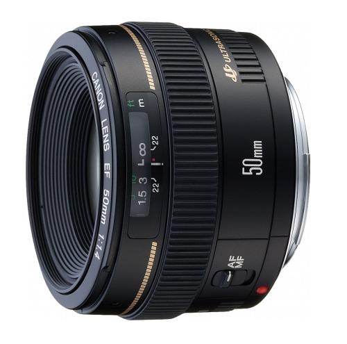 Canon EF 50mm F/1.4 USM EF Mount Lens image