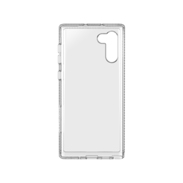Tech21: Antimicrobial BioShield   Pure Clear for Samsung Galaxy Note 10 Small
