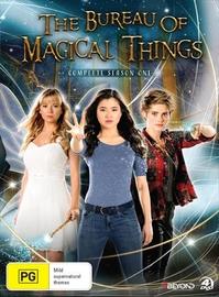 Bureau of Magical Things - Complete Season 1 on DVD image