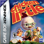 Disney's Chicken Little for GBA