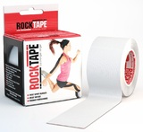 RockTape Active Recovery Series - White (5cm x 5m)