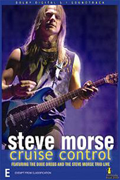 Steve Morse - Cruise Control (DTS) on DVD