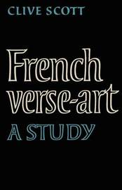 French Verse-Art by Clive Scott