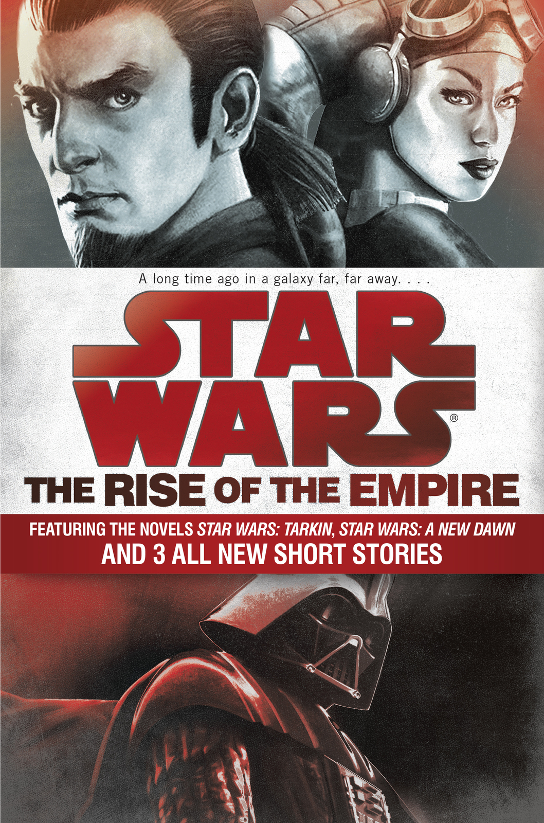 The Rise of the Empire: Star Wars by John Jackson Miller image