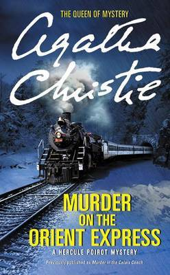 Murder on the Orient Express by Agatha Christie image
