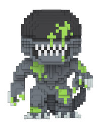 Alien - Xenomorph (8-Bit & Bloody) Pop! Vinyl Figure